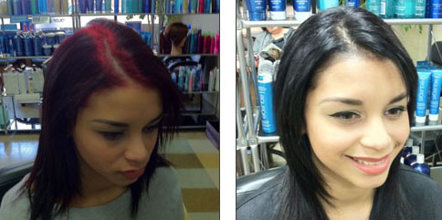 Colors, Perms & Treatments